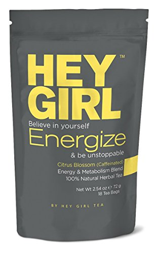 HEY GIRL Energize - Metabolism + Energy Blend