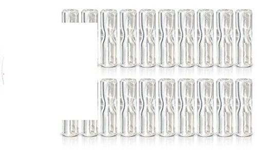 U Pick Quantity! Beamer Smoke Glass Roller Tip Reusable Crutch / Filter Tips 1 - 200 Units! USA Handmade with Grade A Glass! Works with Blunts, Cigarettes, Tobacco, Cigars, Rolling Paper, Cigarillos, Pipe Tobacco and More! + Beamer Smoke Limited Edi