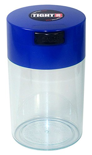 Tightvac 6-Ounce Vacuum Sealed Dry Goods Storage Container
