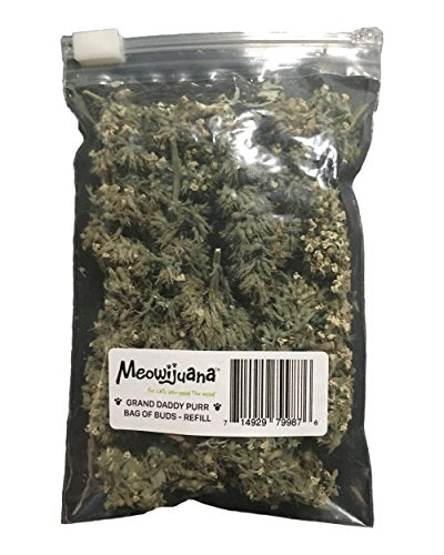 Meowijuana Grand Daddy Purr Refill Bag