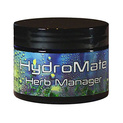 HydroMate The Only Unique Stash Jars That Hydrate & Maintain Herb INDEFINITELY