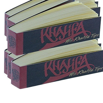 Wiz Khalifa Perforated Hemp Cotton Rolling Paper Tips