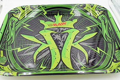 Raw Rolling Tray Kottonmouth Kings Special Edition 14 X 11