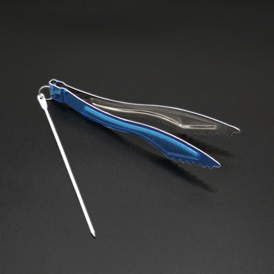 Sawtooth Shisha Hookah Charcoal Tongs Tweezers