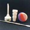 14mm & 18mm Ceramic Nail Glass Hookahs Tool Set with Carb Cap