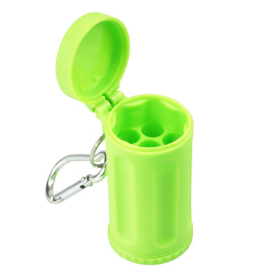 Durable Portable Pocket Ashtray With Keychain