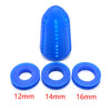 3 Size Silicone Silencer Muffler For Shisha Water Pipe