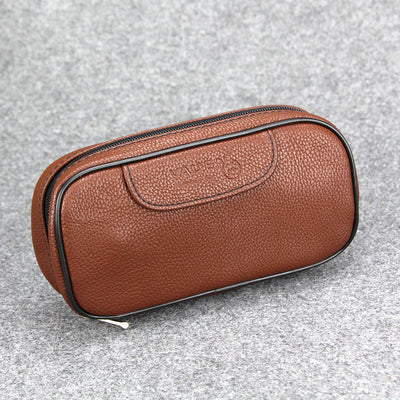 New Leather Tobacco Pipe Bag