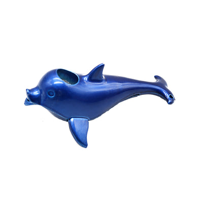 Mini Dolphin Portable Herb Pipe Grinder