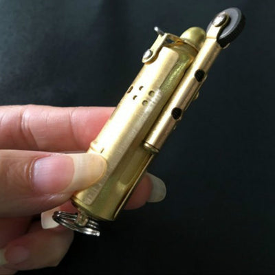 Vintage Star Mini Oil Lighter