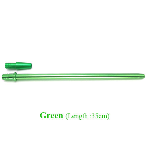 Aluminum Shish Hose Tube With Spring