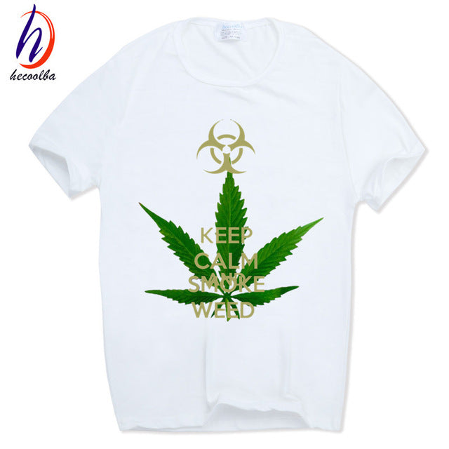 Weed 420 it's Time Fashion T-shirt