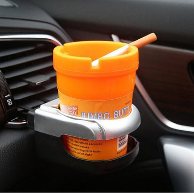 Creative Car Ashtray