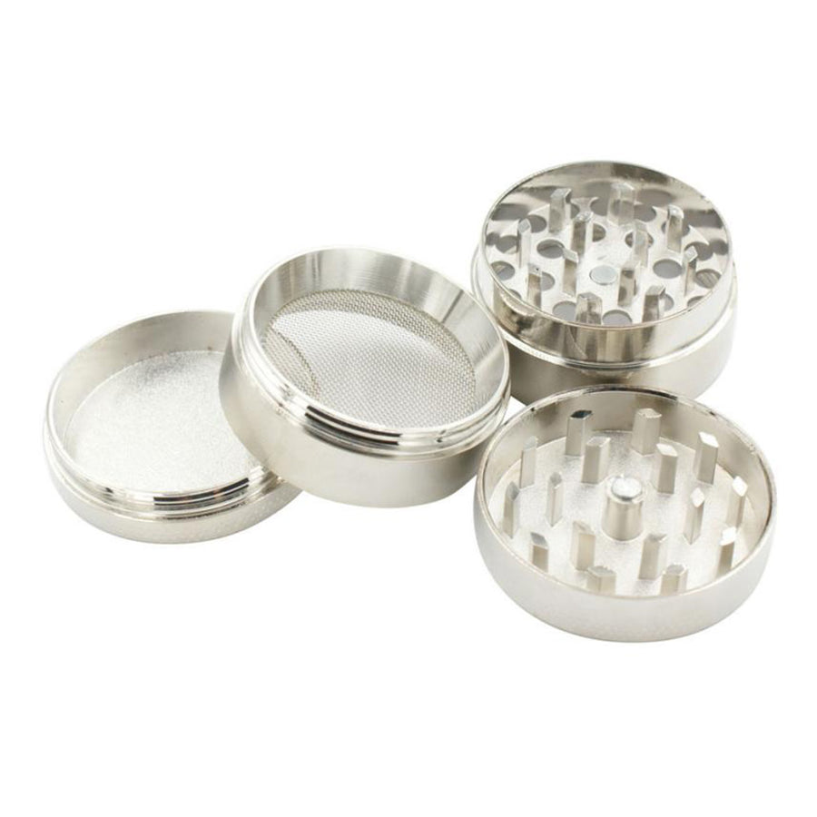 Mini 4 Layers Hand Muller Herbal Herb Grinder