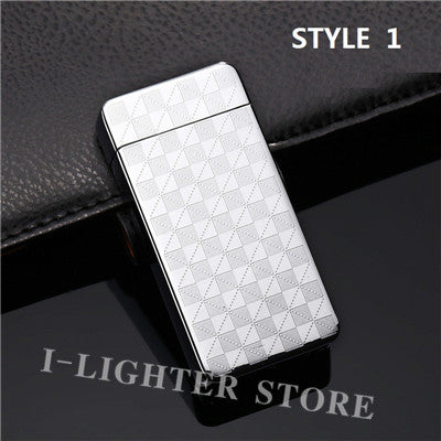Dual Arc USB Electronic Lighter