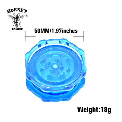 50mm 2 Layers Herb Tobacco Grinder