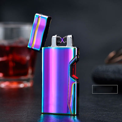 Double Pulsed Arc Infrared laser Plasma Lighters
