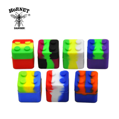 6ml Dry Herb Silicone Jars