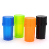3 Parts 47mm Herb Grinder Plastic With Sharp Teeth Can