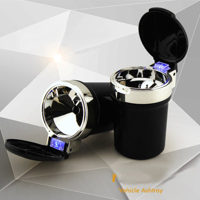 LED Lights Ashtray