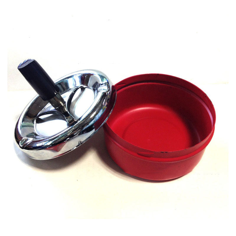 Rotary Automatic Cleaning Ashtray
