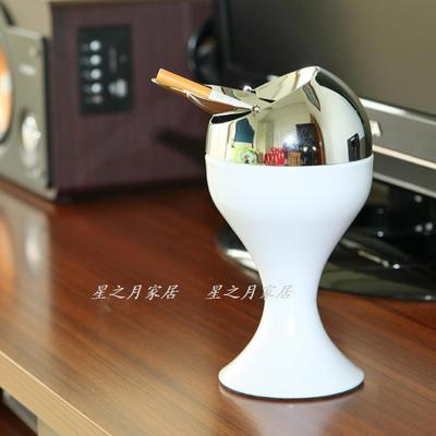 Windproof Ashtray with Cover