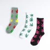 Unisex Weed Socks Long