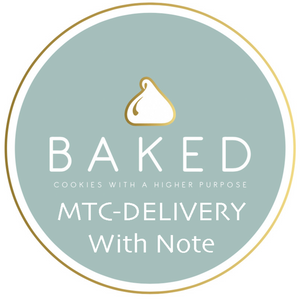 "BAKED Cookie Delivery ( MTC ""Missionary Training Center"" )"