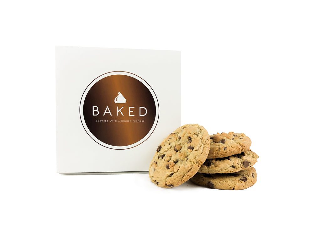 BAKED Cookie Delivery  (indicate which variety in notes at checkout)