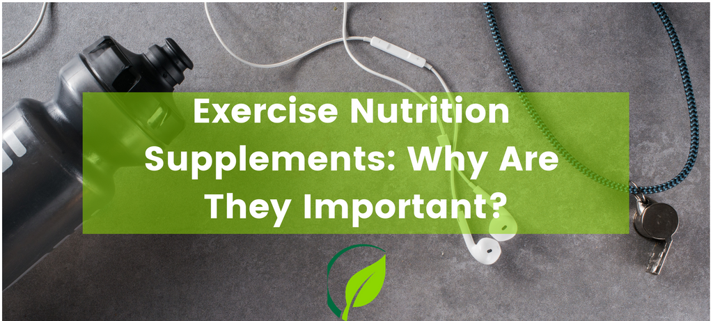 The Complete Beginners Guide to Exercise Nutrition Supplements