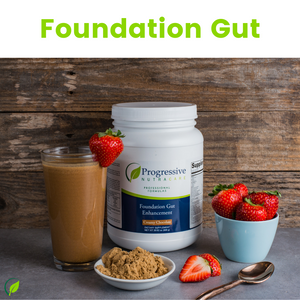 Foundation Gut: Fight Inflammation for Optimal Health