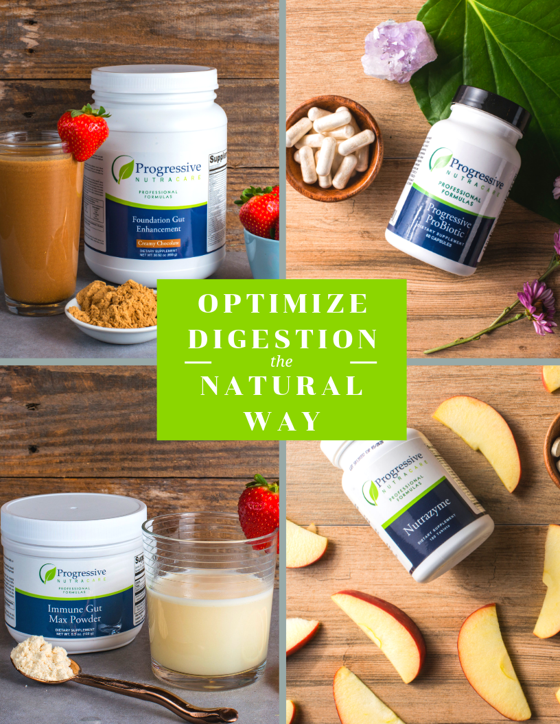 Optimize Digestion The Natural Way