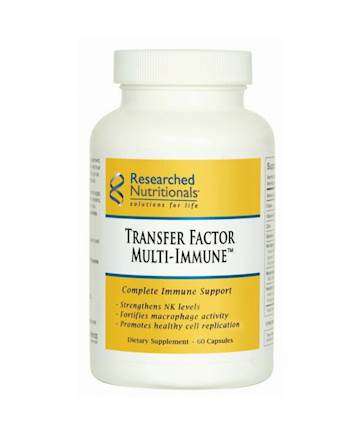 TRANSFER FACTOR MULTI-IMMUNE