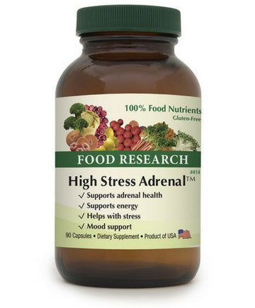 HIGH STRESS ADRENAL