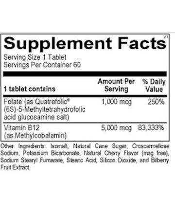B12 BOOST W/ACTIVE FOLATE