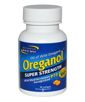 SUPER STRENGTH OREGANOL 60 GEL