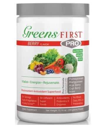 GREENS FIRST BERRY