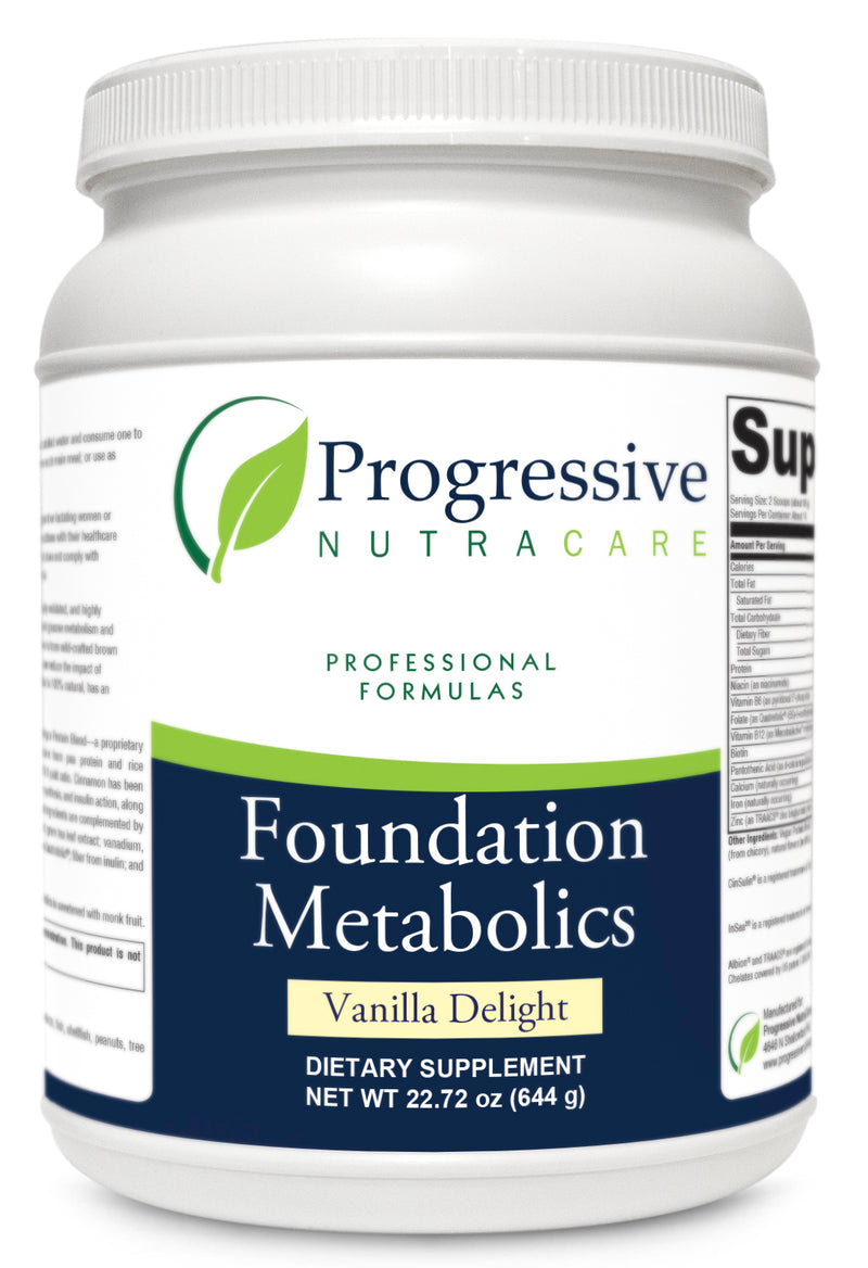 FOUNDATION METABOLICS