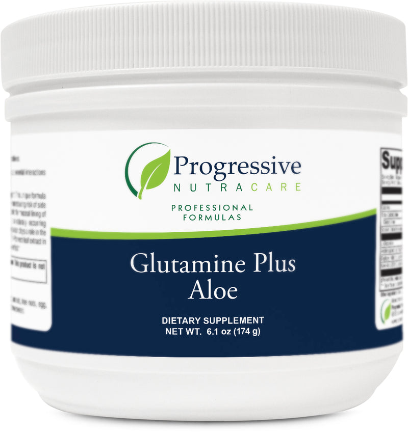 GLUTAMINE PLUS ALOE
