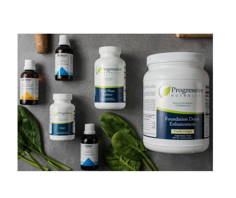 Progressive Detox Bundle