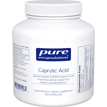 CAPRYLIC ACID 240 CT