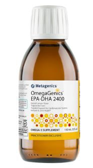 OMEGAGENICS EPA-DHA LEMON