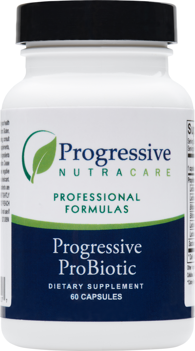 PROGRESSIVE PROBIOTIC 60ct
