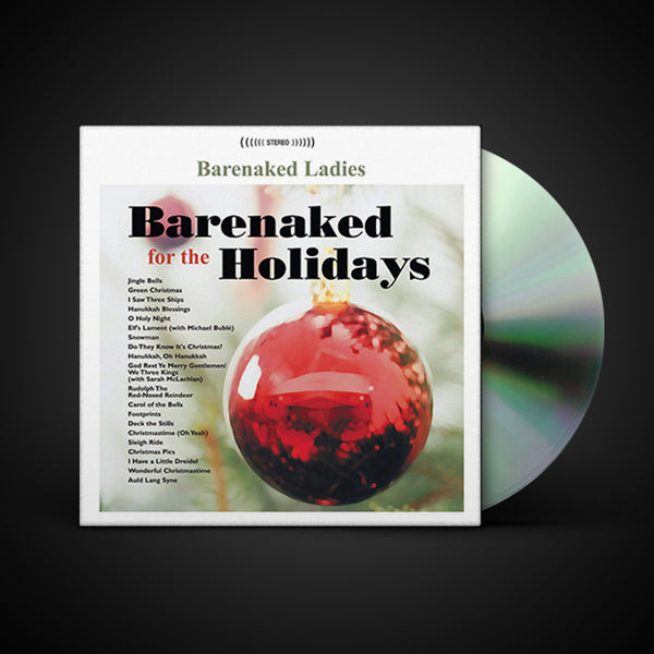 BARENAKED FOR THE HOLIDAYS CD