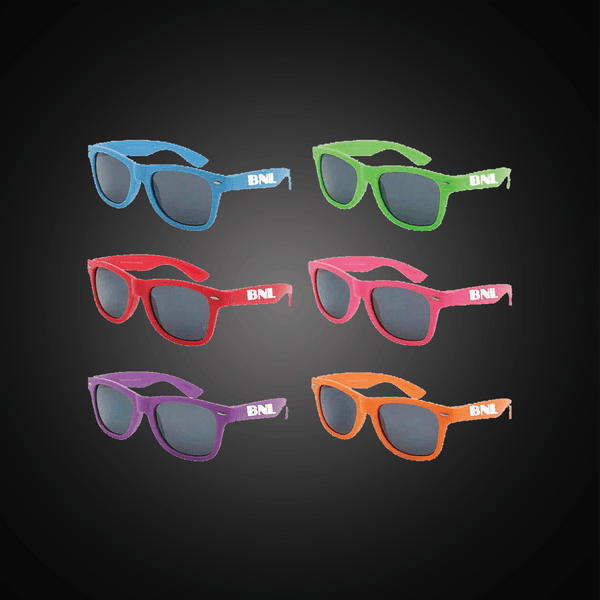ASSORTED LOGO SHADES