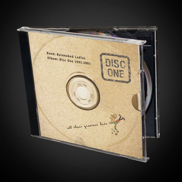 DISC ONE: ALL THEIR GREATEST HITS CD