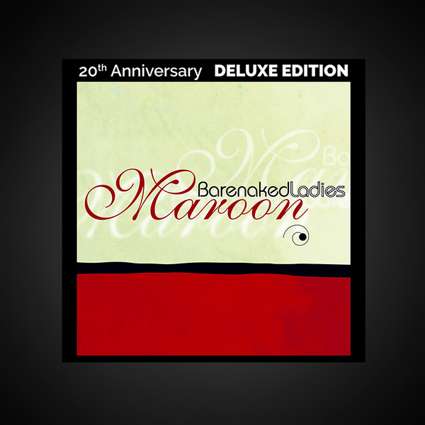 Maroon 20th Anniversary Digital