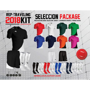 Diadora Seleccion Package