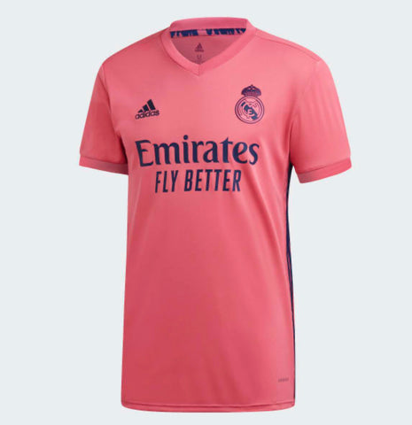 Youth Real Madrid Away Jersey 2020/21