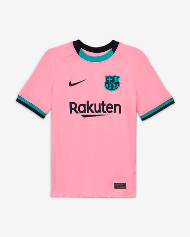 Youth Barcelona Third Jersey 2020/21